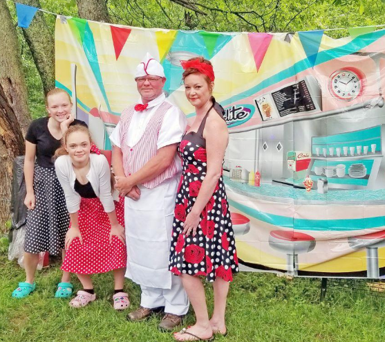 Michigan Park Kicks Off Summer With 1950s Weekend